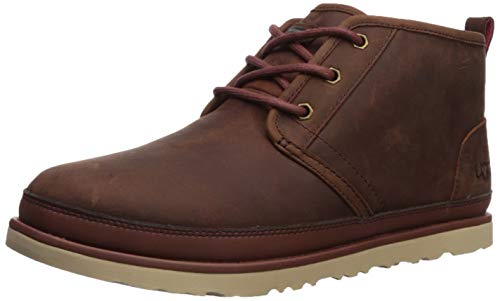 UGG Neumel Weather, Botas Modelo Chukka Men's, Chestnut, 42 EU