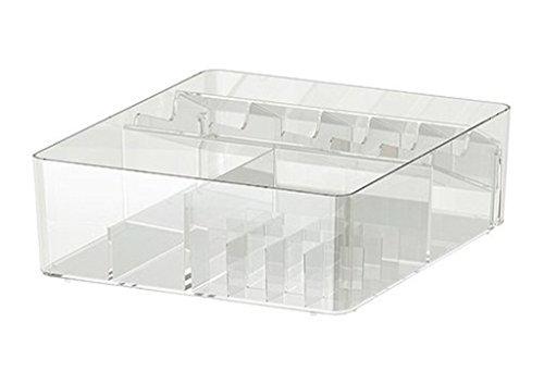 IKEA 601.774.73GODMORGON unidad de almacenamiento, caja con compartimentos