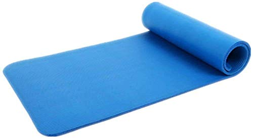 Busirsiz Estera de Yoga, Yoga Mat Extender portátil Aptitud del Ejercicio Mat Protección Ambiental Espesar