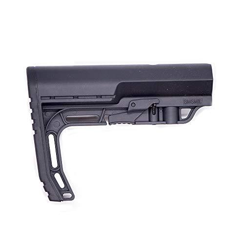 XFC-Aktien, Outdoor Sports Cs Spiel Tactical Nylon for MFT Hintern Modle Gel-Kugel AEG for Airsoft Luftpistolen M4 AK J8 J9 Paintball-Zubehör (Farbe : Schwarz)