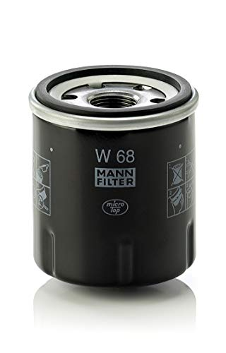 Original MANN-FILTER W 68 - Schmierölwechselfilter - für PKW