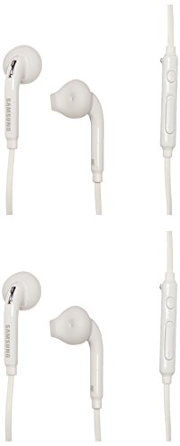 in budget affordable Premium in-ear headphones with audio and 3.5mm stereo sound (2 packs)