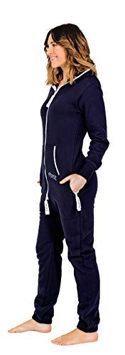 Moniz Damen Jumpsuit, dunkelblau, Größe M - 2