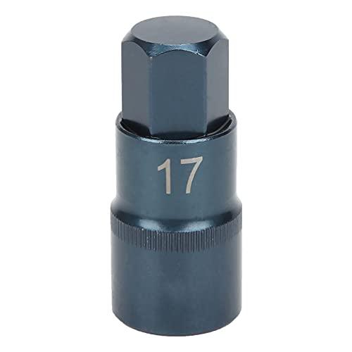 Llave de vaso para destornillador, broca de destornillador hexagonal de acero aleado S2, tornillo de accionamiento de 1/2 pulg.