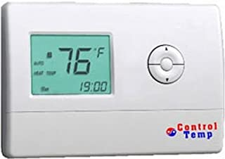 ControlTemp CT100 Standard Tamper Proof Thermostat