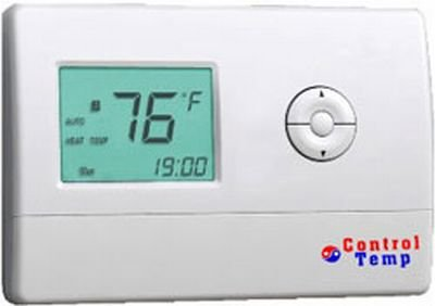 controltemp ct76Basic Tamper Proof Termostato