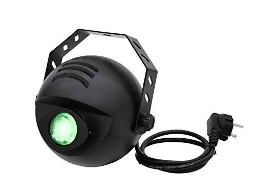 Eurolite LED H2O Wassereffekt | Kompakter Wassereffekt mit RGB-Farbmischung