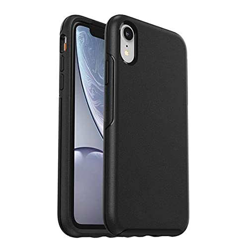 Symmetry Case Compatible with iPhone XR (Only) Case - Black