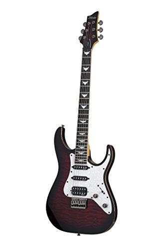 Schecter Banshee-6 Extreme BCB · Guitarra eléctrica