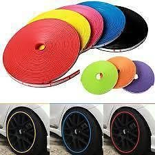 Motorlicious Alloy Wheel Protector Trim