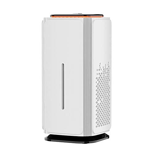 WEFH Tipo di purificatore d'Aria Deodorante per purificatore d'Aria per Auto USBHEPA Deodorante per purificatore d'Aria a ioni Negativi
