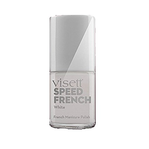 Visett Speed French White Coat, 10 ml