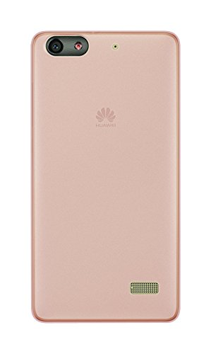 Phonix HUGPMGPQ Protection Plus Custodia in Gel per Huawei G Play Mini, Rosa
