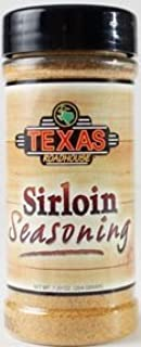 Texas Roadhouse Restaurant Sirloin Seasoning 7.2oz Container (Pack of 6)