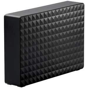 Seagate USB3.1(Gen1)/USB3.0接続 外付けハードディスク 3.0TB(ブラック)【WEB限定商品】 SGD-JMX030UBK