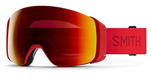 Smith 4D Mag Ersatzgläser für Brille, Erwachsene, Unisex, Lava (mehrfarbig), Einheitsgröße