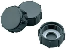 Orbit 100% quality warranty! 3 Pack 6 Total Caps for Safety and trust Cap âHose Plastic Garden