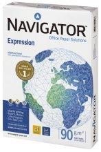 5 X 500 Blatt Navigator Expression DIN A4 90g/m² weiss