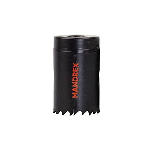Preisvergleich Produktbild Mandrex MX - Bi-Metall-Lochsäge EasyXcut M3 - Ø 108 mm HSS Bi-Metall Lochsäge mit 45 mm Schnitttiefe - MHB30108B
