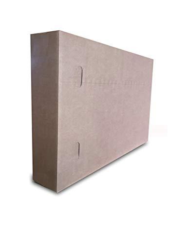 Versandkarton für Fernseher/TV 740x190x1090mm DPD-/GLS-Maximaß