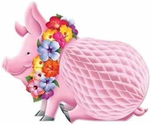 de moda Luau Pig Centerpiece Tissue (1 per package) by by by Beistle  tienda hace compras y ventas