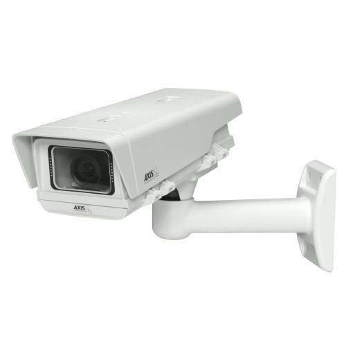 Axis M1114-E IP Camera 1280 x 800 Pixels 6.35 mm 1/4 Inch RGB CMOS Sensor H.264 MJPEG by Axis Communications