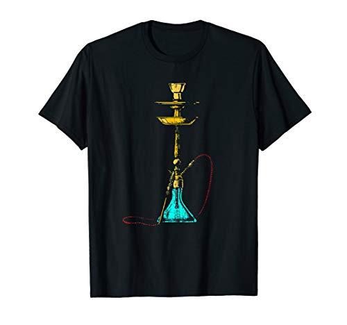 Shisha Shisha Sheesha Persische Tabak Wasserpfeife Rauchen T-Shirt