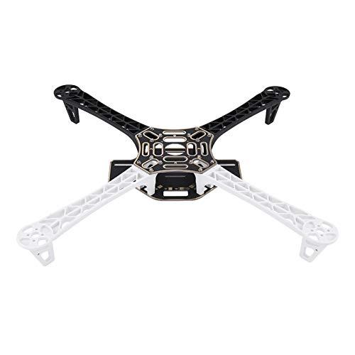 RC Drone Frame Kit PCB Board Quadcopter Aircraft Drone Frame per Accessori di Ricambio per Drone FPV a 4 Assi