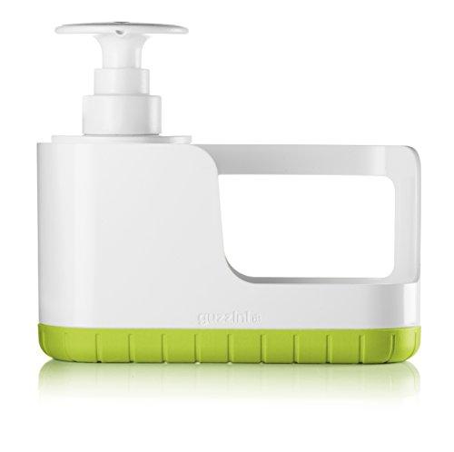 Guzzini Organizador Tidy&Clean+Push&Soap 'Kitchen Active Design' 24,2 x 8,3 x h19 cm