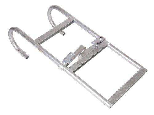 WAMO Aufstiegsleiter 3-stufig für Anhänger, Transporter, LKW