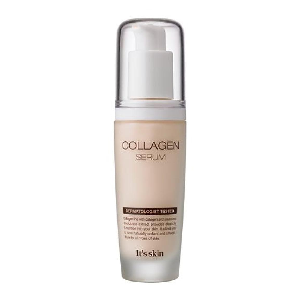 ホール薄める一元化するIt's skin(イッツスキン) ふっくらハリ肌 コラーゲン セラム 美容液 40ml