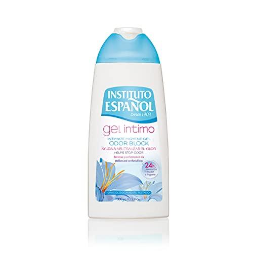 Gel Higiene Intima Femenina - Odor Block - Instituto Español 300 ML