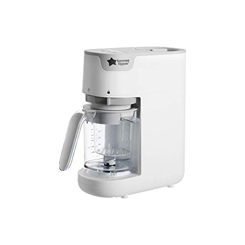 Tommee Tippee Quick Cook Baby Food Maker, White