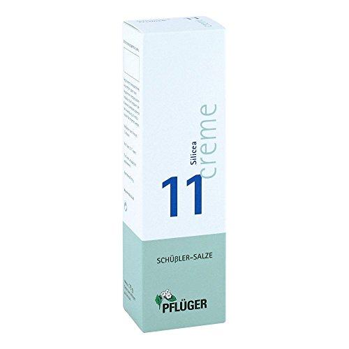 Pflüger Schüßler-Salze 11 Silicea Creme, 75 g Creme