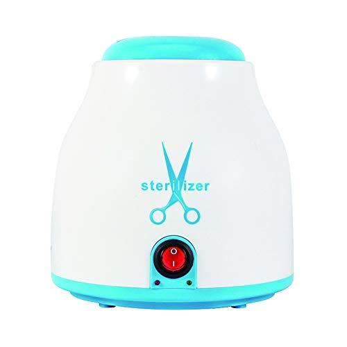 BEIAKE Desinfektion Sterilisator Hochtemperatur-Sterilisation Box, One-Button Switch Professionelle Nagel-Werkzeug Desinfektion Cup für Nagelschere, Geschenk der Quarz-Sand