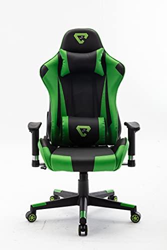 scrivania gaming verde Hanking Planet - Sedia Gaming/scrivania/ufficio