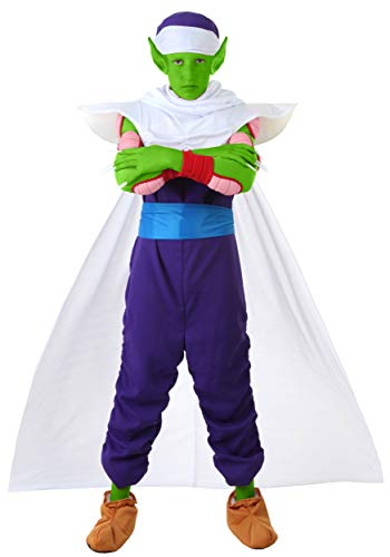 Dragon Ball Z Child Piccolo Costume - M