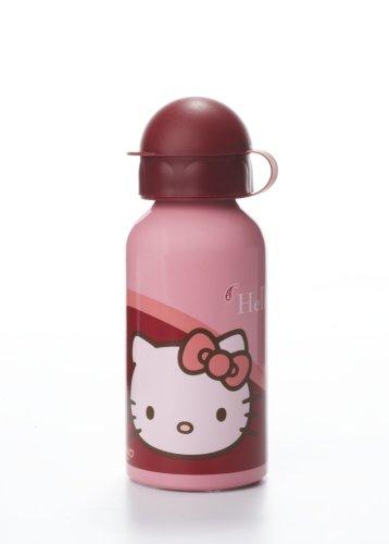 Dinico 0017524088 - Hello Kitty Alu-Trinkflasche