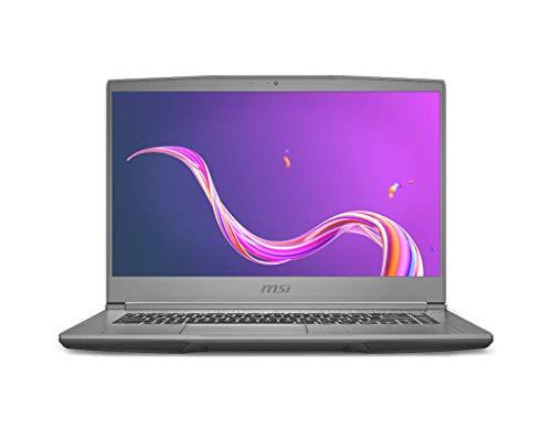 "CUK Creator 15M by MSI Slim Video Editing Notebook (Intel Core i7, 64GB RAM, 2TB NVMe SSD, NVIDIA GeForce RTX 2060 6GB, 15.6"" FHD IPS-Level 144Hz, Windows 10 Pro) Thin Professional Laptop Computer"