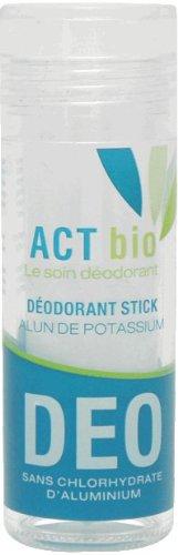 Auma Desodorante Stick Piedra Alumbre 65 Gr Envase De 65 Gr - 100 g