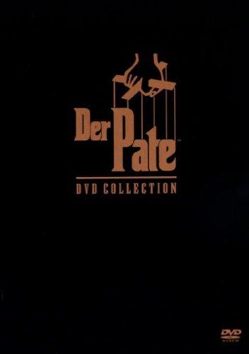 Der Pate 1-3 Amaray-Box [3 DVDs]
