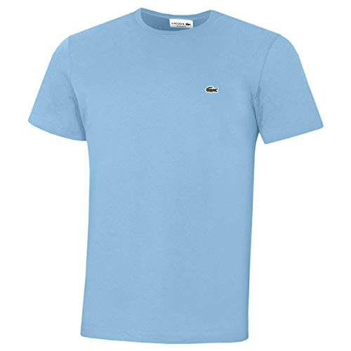 Lacoste T-shirt pour homme, bleu roi, M
