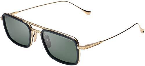 DITA Sonnenbrillen FLIGHT-EIGHT Black Gold/G- 53/21/144 Herren