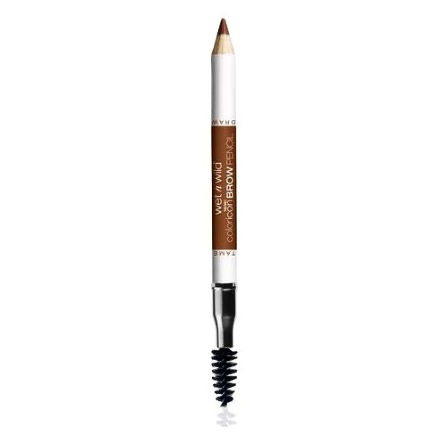 背が高いインペリアル死ぬ(6 Pack) WET N WILD Color Icon Brow Pencil - Ginger Roots (並行輸入品)