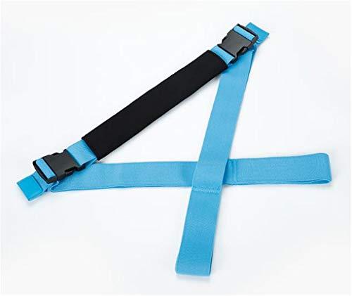 Yoga spanband Sporten Fitness Equipment Rubber Duikmateriaal duurzaam en flexibel niet gemakkelijk gebroken oefening thuis om immuniteit te versterken,Blue