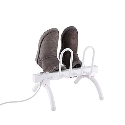 LZC Elektrischer Schuhputzer, intelligente, temperaturunabhängige Schuhe oder Stiefel Luftentfeuchter und Aufhänger Schuhtrockner Trockner Wäscheständer, unerlässlich für Familien