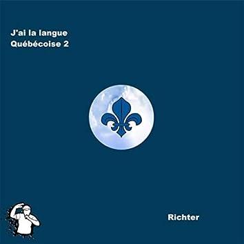 Jai la langue Québécoise 2