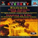 Hindemith: Violin Concerto / Symphony in E-Flat