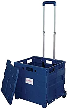 Office Depot Mobile Folding Cart with Lid
