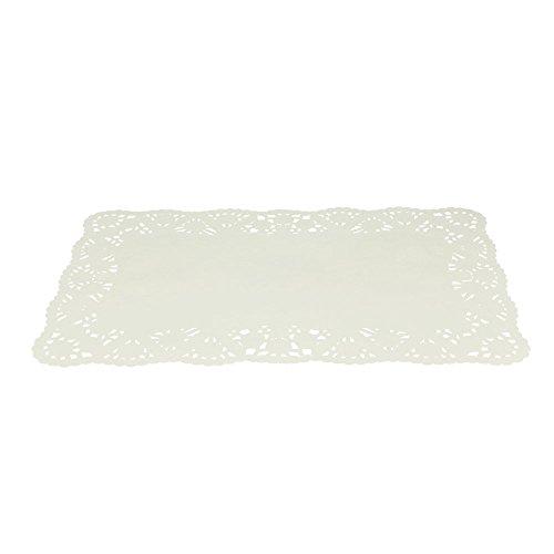 Metaltex 257765 - Blister de 15 blondas rectangulares, 18 x 29 centímetros